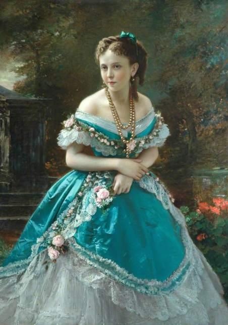 Bompiani, Roberto, 1821-1908; Mrs Butterfield (1838-1867)